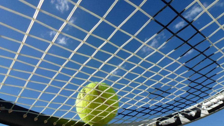 テニスのストローク力を向上させる練習~その1~