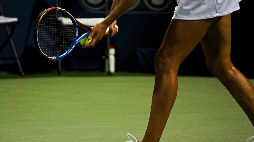 たったこれだけ!テニスのサーブで意識するべきポイント